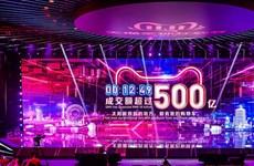 Alibaba phá vỡ kỷ lục Ngày độc thân với doanh thu hơn 30 tỷ USD