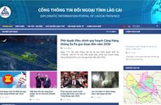 Tỉnh Lào Cai ra mắt cổng thông tin đối ngoại phiên bản 2.0