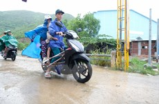 Bão số 6 suy yếu thành áp thấp nhiệt đới, ít ảnh hưởng tới Khánh Hòa