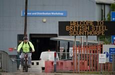 Anh chưa thông qua việc bán British Steel cho tập đoàn thép Trung Quốc