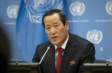 Triều Tiên cáo buộc Mỹ và Hàn Quốc ngăn cản tiến trình hòa bình