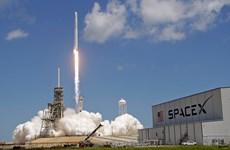 SpaceX lần thứ hai phóng vệ tinh dự án cung cấp Internet tốc độ cao