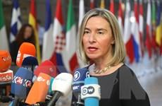 EU kêu gọi Iran tuân thủ JCPOA hoặc sẽ đối mặt với biện pháp cứng rắn