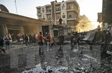 Syria: Xảy ra 3 vụ đánh bom đồng thời tại Qamishli của người Kurd