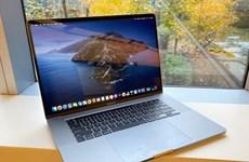 """Apple """"trình làng"""" MacBook Pro 16 inch mới, loại bỏ bàn phím """"bướm"""""""