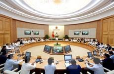 Ban hành Nghị quyết phiên họp Chính phủ thường kỳ tháng 10