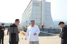 Triều Tiên gửi tối hậu thư đòi Hàn Quốc dỡ bỏ các cơ sở ở núi Kumgang