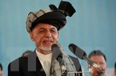 Tổng thống Afghanistan điện đàm với quan chức Mỹ về Taliban