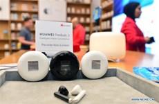 Huawei trình làng tai nghe không dây FreeBuds 3 chủ động ngăn tiếng ồn
