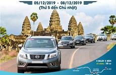 Sắp diễn ra Caravan hành trình kết nối doanh nhân Việt Nam-Campuchia