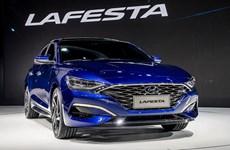Hyundai ra mắt xe điện Lafesta tại thị trường Trung Quốc vào năm 2020