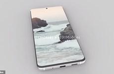 Rỏ rì hình ảnh điện thoại Samsung Galaxy S11 có 5 camera ở mặt sau?