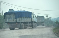Bộ trưởng Công an chỉ đạo xác minh việc can thiệp xử lý xe quá tải