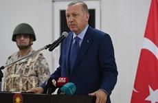 Tổng thống Thổ Nhĩ Kỳ kêu gọi chấm dứt cuộc khủng hoảng vùng Vịnh