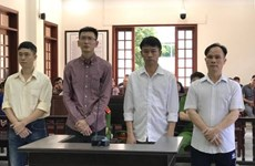 Phạt tù 4 đối tượng lên kế hoạch phá rối, gây cháy nổ ở Biên Hòa