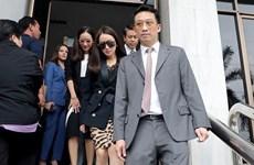 Con trai ông Thaksin được tuyên bố vô tội trong vụ án rửa tiền