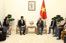 Đề nghị tỉnh Ibaraki tăng cường nhận thực tập sinh, lao động Việt Nam