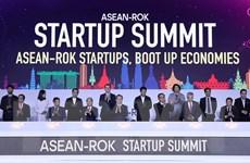 Tổng thống Hàn Quốc cam kết hỗ trợ ASEAN thúc đẩy khởi nghiệp