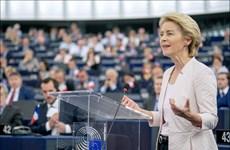 """Nghị viện châu Âu bỏ phiếu danh sách """"nội các mới"""" của Ủy ban châu Âu"""