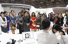 Đệ nhất phu nhân Hàn Quốc và ASEAN tham dự lễ hội sắc đẹp Hàn