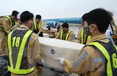 16 thi thể người tử vong trong container ở Anh được đưa về nước