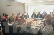Quảng bá tiềm năng kinh tế tỉnh Đắk Lắk với doanh nghiệp Australia