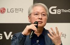 LG Electronics bổ nhiệm giám đốc điều hành mới thay ông Jo Seong-jin
