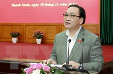Bí thư Hà Nội: Thí điểm chính quyền đô thị để gần dân hơn