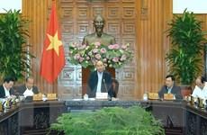 Thường trực Chính phủ họp xây dựng dự thảo Nghị quyết 01 năm 2020