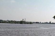 Hải Phòng: Xác minh và tìm kiếm nạn nhân chìm tàu trên sông Văn Úc