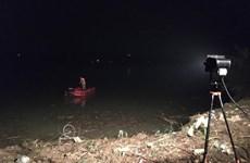 Phú Thọ: Tìm thấy thi thể hai nạn nhân trong vụ sạt lở bờ sông Lô