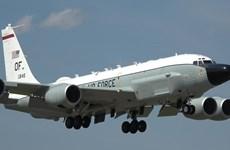 Máy bay trinh sát Mỹ lại xuất hiện trên không phận Bán đảo Triều Tiên