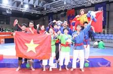 SEA Games: Những gương mặt 'vàng' của thể thao Việt Nam ngày 2/12