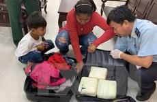 Hải quan Tây Ninh thu giữ gần 5kg ma túy vận chuyển qua biên giới