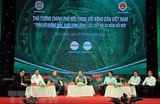 Thủ tướng Chính phủ sẽ đối thoại với nông dân vào ngày 10/2
