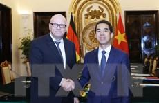 Họp Nhóm điều hành chiến lược Việt Nam-Đức lần thứ 5