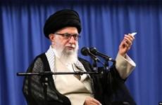 Lãnh tụ tối cao Iran kêu gọi đối xử nhân đạo với người biểu tình