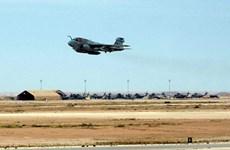 Căn cứ không quân Mỹ ở Iraq bị tấn công bằng rocket