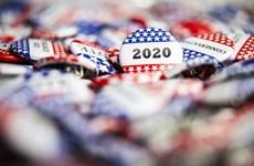 Bầu cử Mỹ 2020: Cơ hội vẫn chia đều cho các ứng cử viên