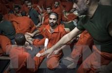 Thổ Nhĩ Kỳ trục xuất hàng chục tay súng Nhà nước Hồi giáo IS