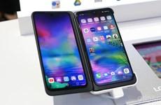 LG Electronics ra mắt smartphone màn hình gập tại Nhật Bản