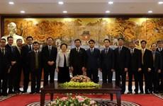 Hà Nội tạo điều kiện thuận lợi thu hút vốn đầu tư từ Nhật Bản