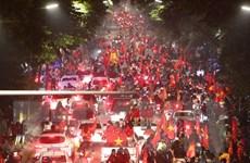 Công an Hà Nội lên phương án đón đoàn thể thao Việt Nam về nước
