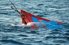 Xác minh tin một tàu cá của Cà Mau bị Hải quân Thái Lan đâm chìm