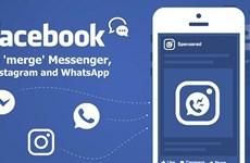 Kế hoạch lớn tích hợp dịch vụ nhắn tin của Facebook có nguy cơ bị chặn