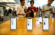 Doanh số iPhone ở Trung Quốc sụt giảm tới 35% trong tháng 11