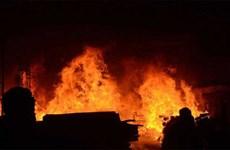 Bangladesh: Cháy nhà xưởng khiến nhiều người thiệt mạng
