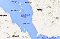 Saudi Arabia xây căn cứ quân sự trên đảo chiến lược của Yemen