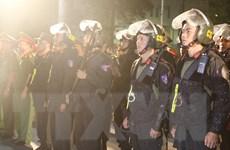 Công an Đồng Nai ra quân trấn áp tội phạm, bảo đảm an ninh trật tự