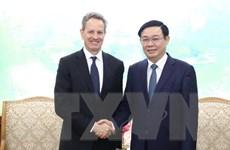 Phó Thủ tướng: Việt Nam cam kết mở cửa trong lĩnh vực dịch vụ